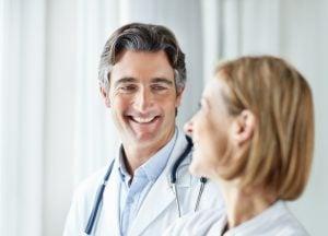 Besser früher zum Arzt und Blutzucker checken lassen!