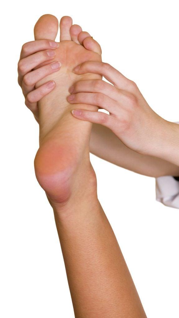 Wichtig für Diabetiker: Sehr gute Fußpflege