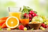 Gesunde Ernährung senkt Blutzucker